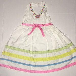 Blueberi boulevard summer dress size 2t